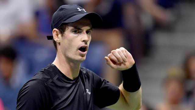 L'ouragan Murray a balayé Dimitrov et retrouvera Nishikori