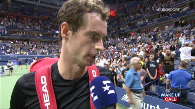 Murray : «Tactiquement c'est l'un des meilleurs matches que j'ai produit»