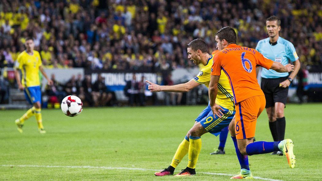Wm Quali Niederlande In Schweden Nur Remis Wm Qualifikation 2018