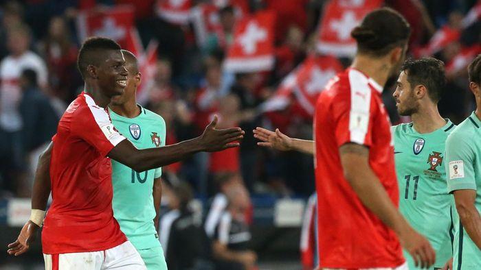 البرتغال وسويسرا بث مباشر