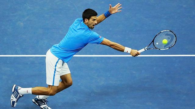 Tennis : Djokovic, retour en douceur