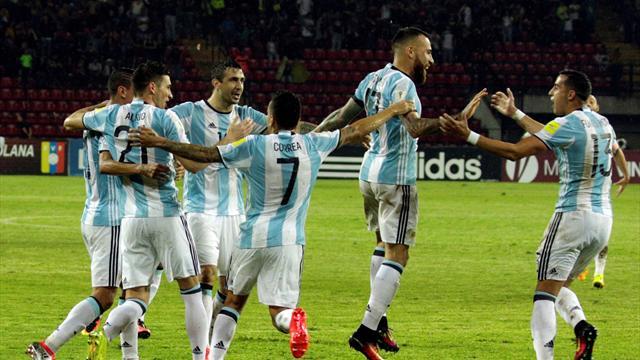 Otamendi equaliser saves Argentina from Venezuela defeat