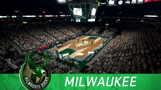 NBA 2K17 - Démo jouable