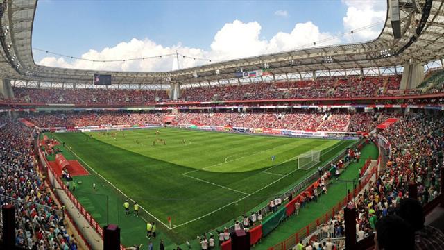 Фанаты «Локомотива» массово скупают билеты наматч против «Спартака»
