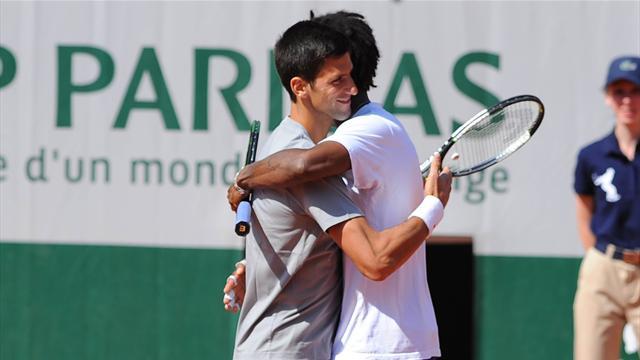 Djokovic : «Je paierais pour voir jouer Gaël»