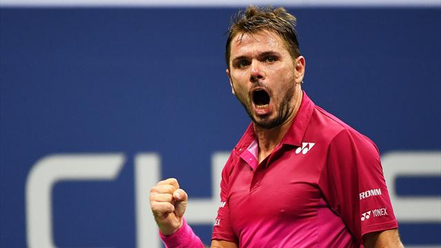 Вавринка победил Джоковича в четырех сетах и выиграл US Open