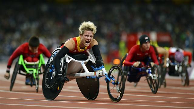 L'athlète paralympique belge Marieke Vervoort est décédée à l'âge de 40 ans