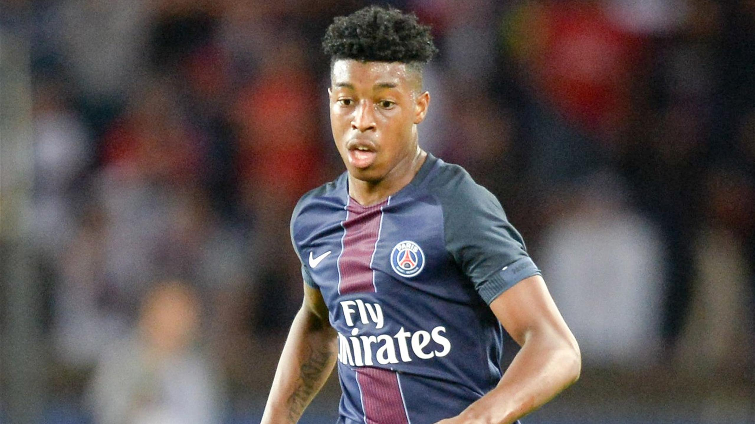 PSG , Presnel Kimpembe prolonge avec le PSG jusqu\u0027en 2021 , Ligue 1  2016,2017 , Football , Eurosport