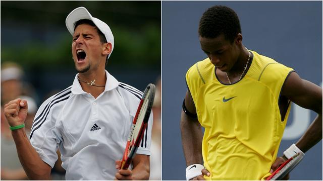 Le jour où Djokovic a fait «un petit coup de bâtard» à Monfils