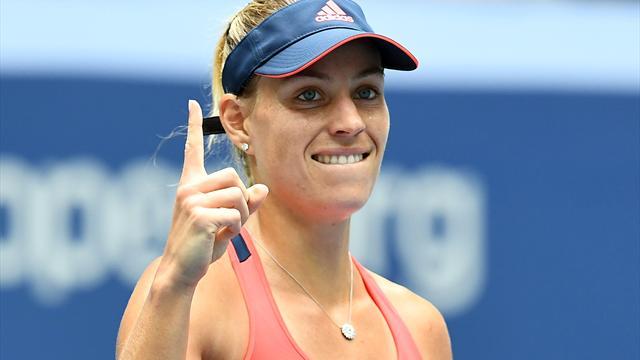 US Open: Kerber, final e número 1 do mundo