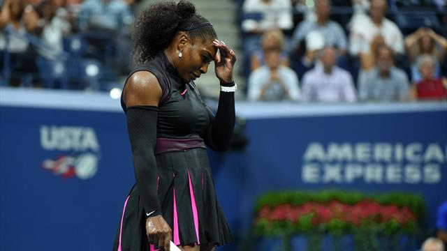 Serena's US Open dreams shattered by brilliant Pliskova