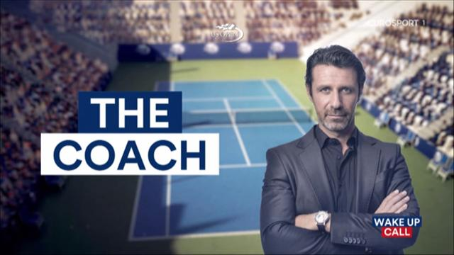 "The Coach: ""Djokovic è stato in campo 4 ore in meno di Monfils"""