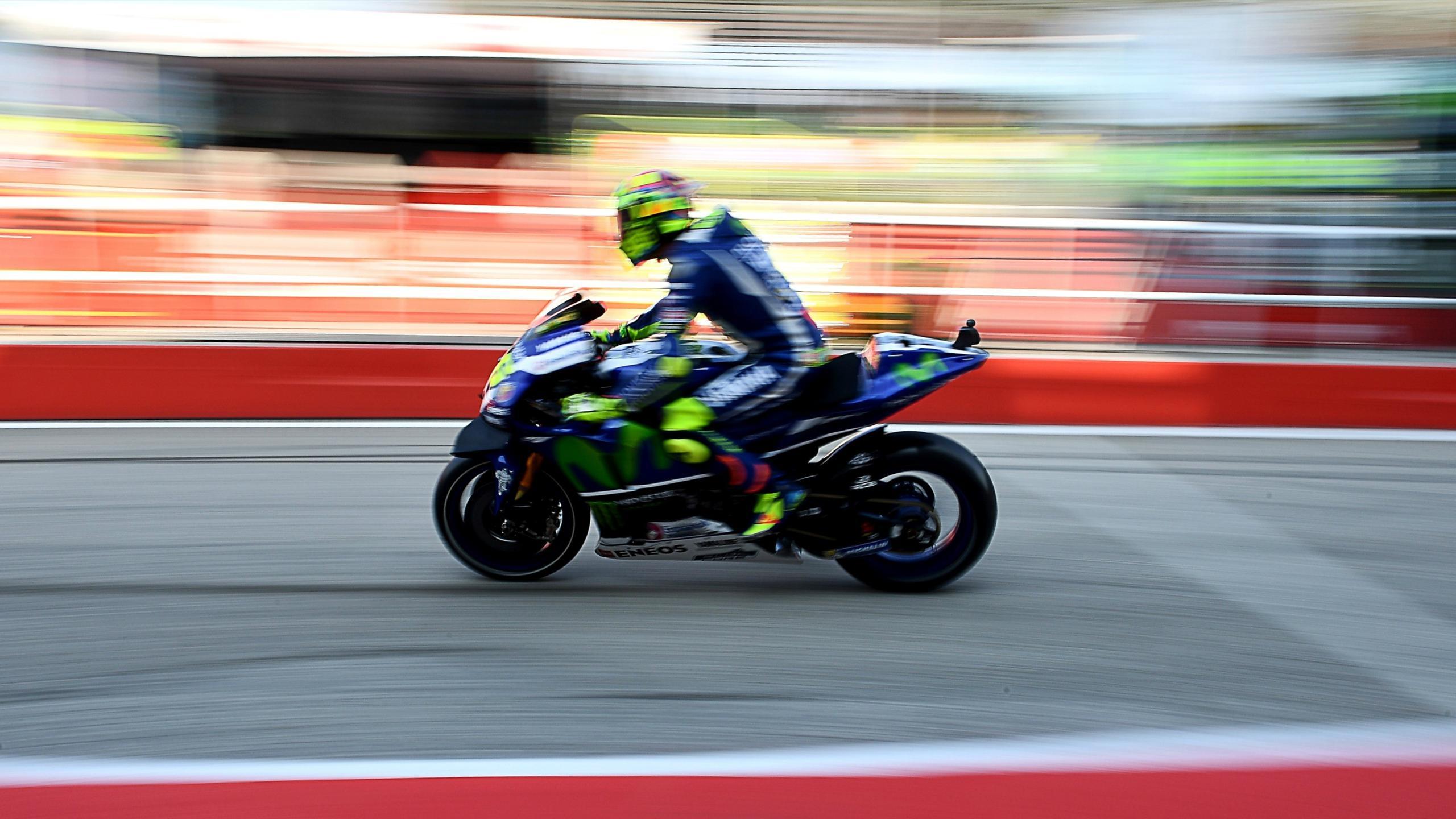 Valentino Rossi (Yamaha Factory) - GP of San Marino 2016