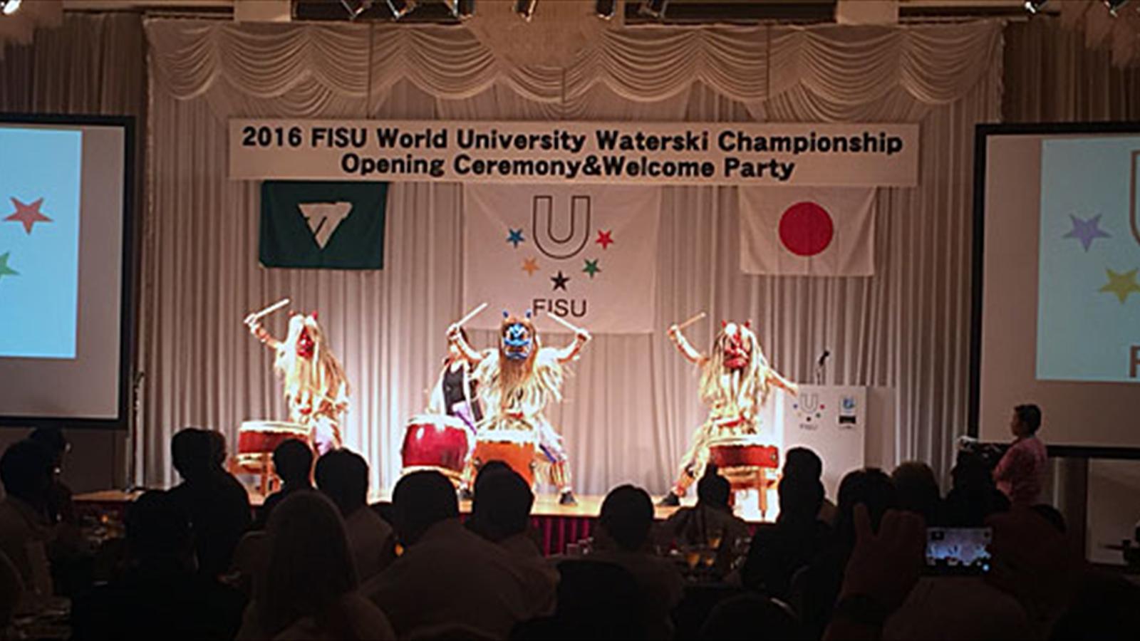 4th wuc waterski opens in akita japan university sports - University league tables french ...
