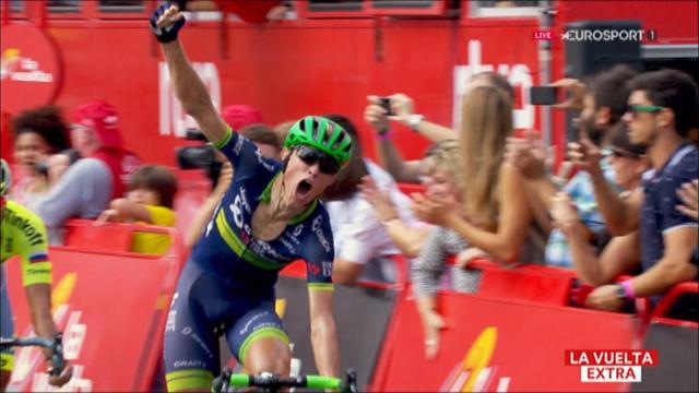 Vuelta, 18. Etappe: Die 5 Highlights beim Sprint-Sieg von Cort