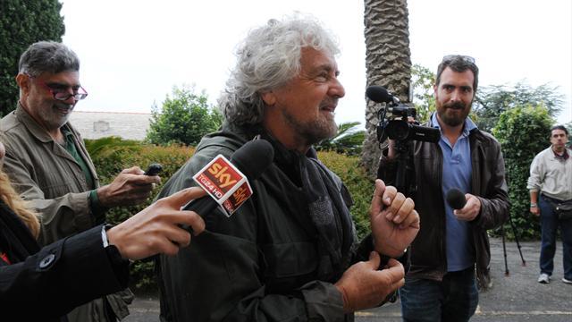 """Grillo catechizza la Raggi: """"Olimpiadi a Roma? No grazie"""""""