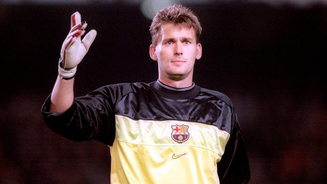 Blog Vintage: Ruud Hesp, el primer Cillessen del Barça