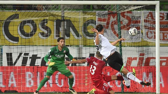 Anticipo serie B, Il Cesena batte il Carpi nel finale: 1-0