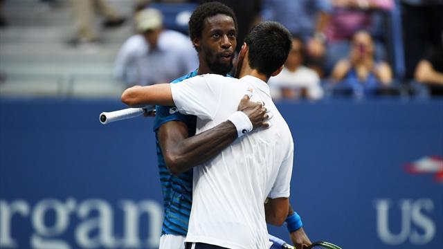«Il est imprévisible» : Djokovic s'attend à tout sauf à une partie de plaisir face à Monfils