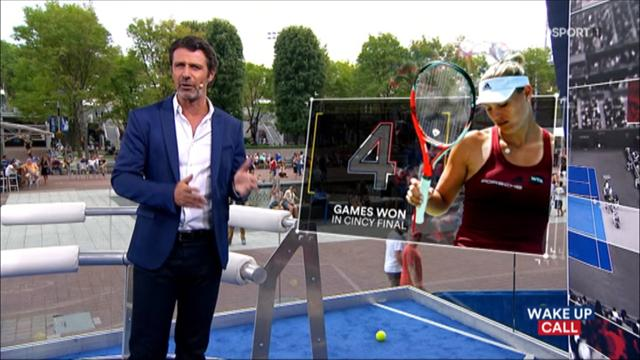 """The Coach: """"Ecco perché la Pliskova può battere la Kerber"""""""