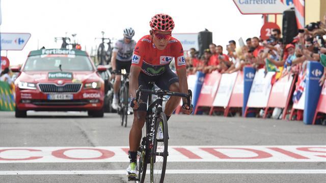 Quintana vor erstem Gesamtsieg, Froome geschlagen