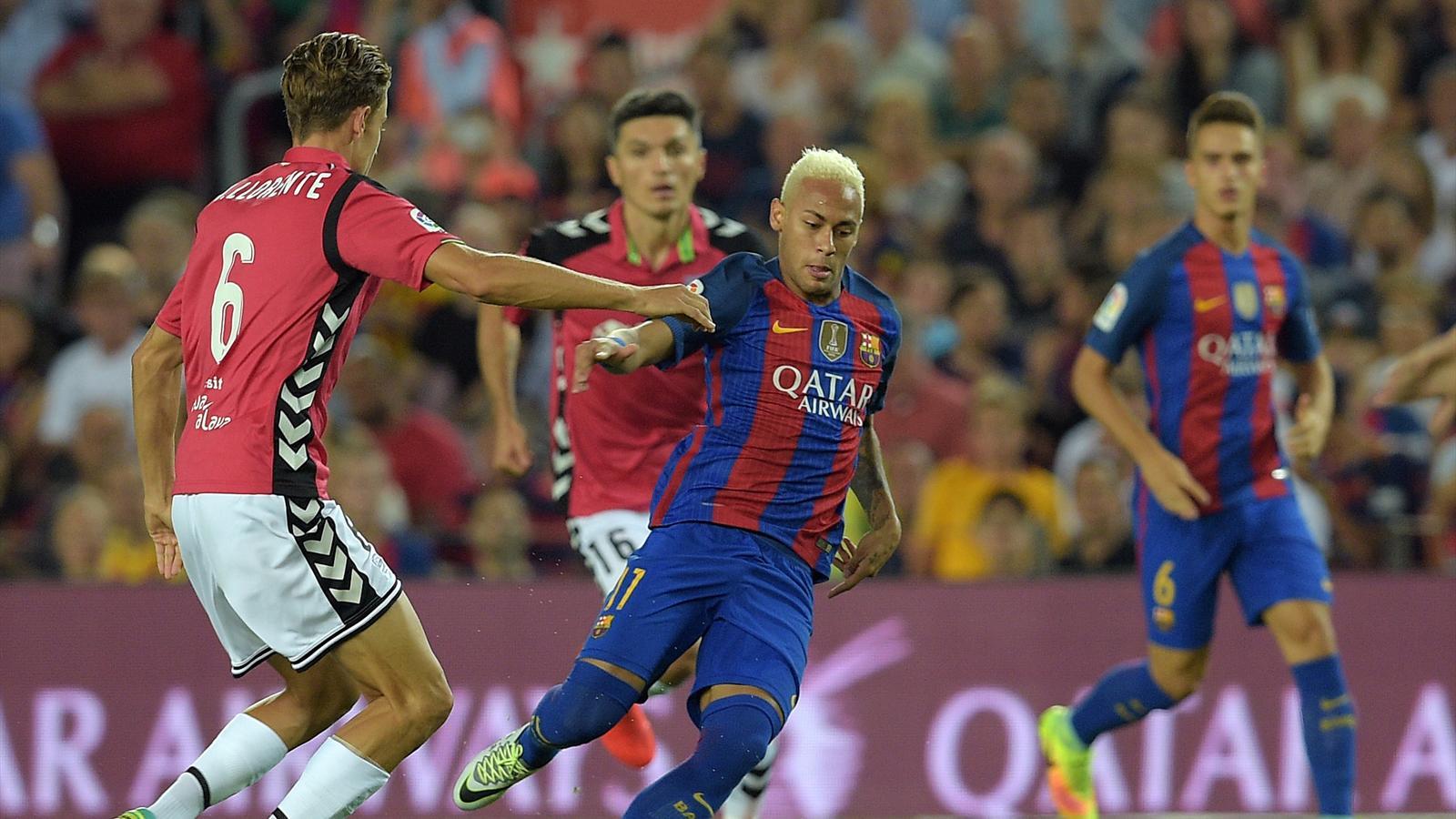 Watch Barcelona vs Sevilla Spanish Super Cup Supercopa de España Stream Free Online Watch Live Football