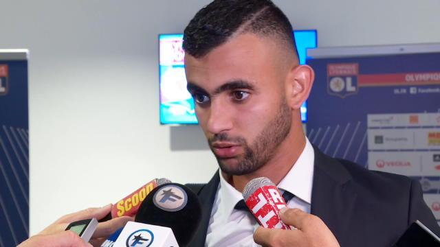 Ghezzal : «Mon souhait a toujours été de prolonger à l'OL»