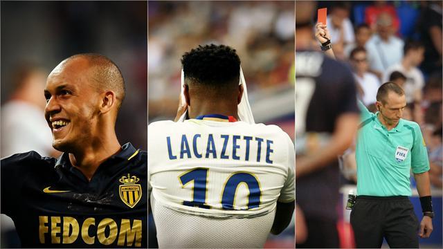 Monaco, Buquet, Lacazette, promesses : Les tops et les flops de samedi en L1