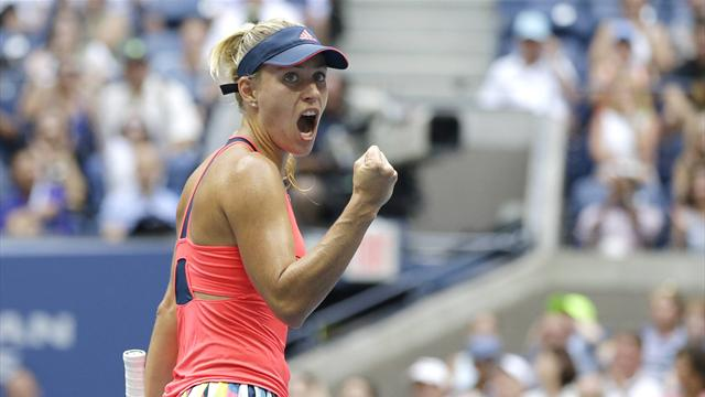 "Titel-Traum perfekt! ""Königin"" Kerber triumphiert bei US Open"
