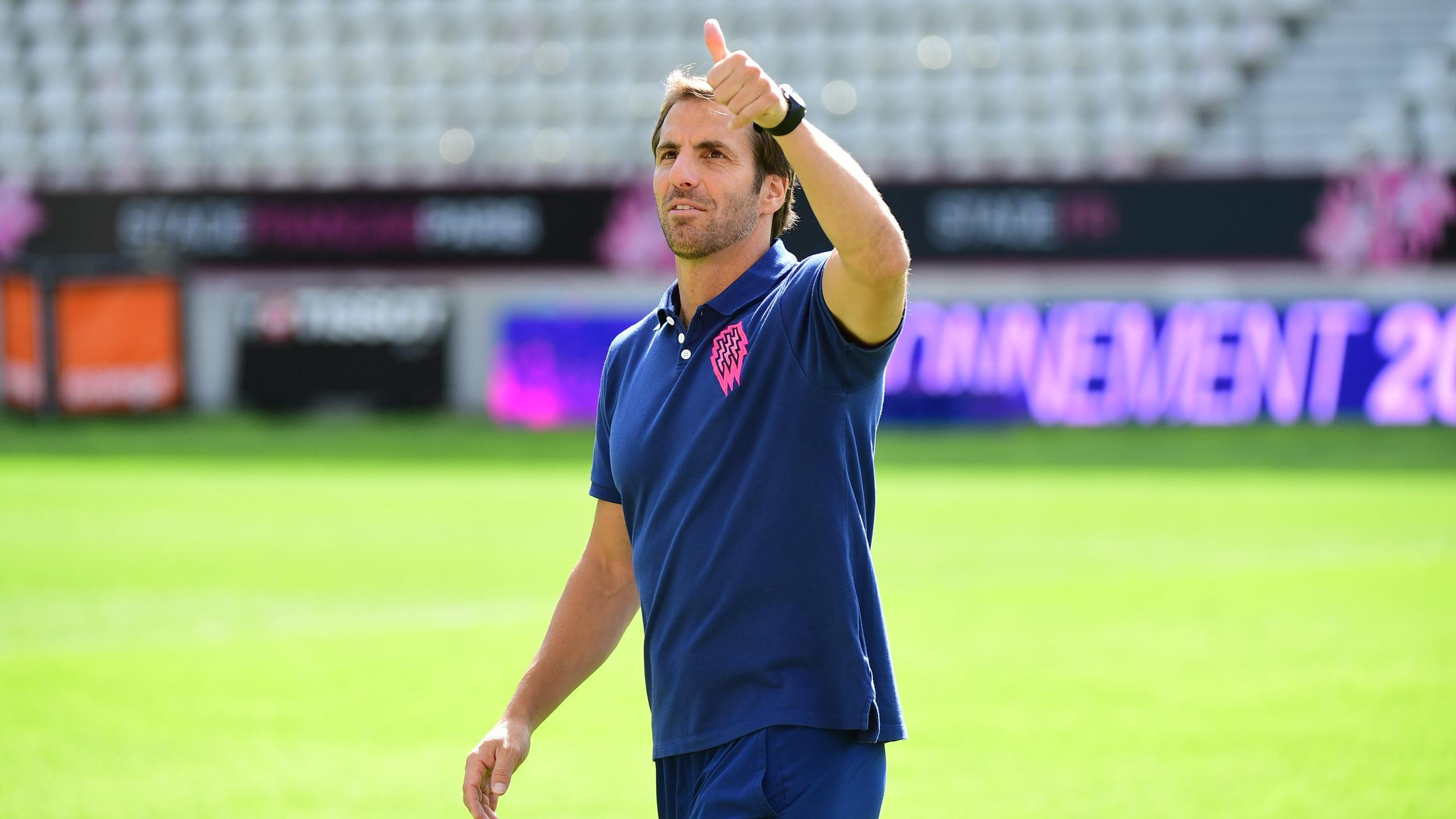 Gonzalo Quesada (Stade français)