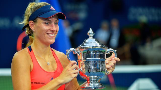 Ангельская улыбка. Кто помог Кербер стать лучшей теннисисткой 2016 года