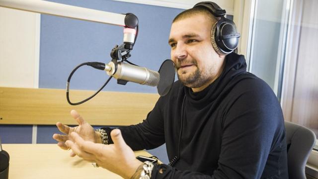 Рэпер Баста стал послом ЧМ-2018 отРостова-на-Дону