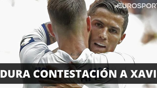 El Real Madrid golea a Osasuna en el regreso de Cristiano Ronaldo
