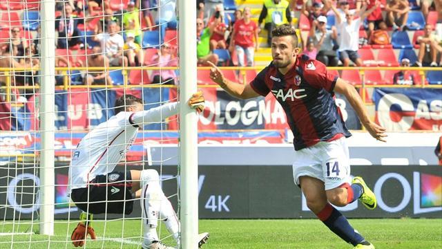 Il Cagliari di Massimo Rastelli sfida il Bologna dell'ex Roberto Donadoni