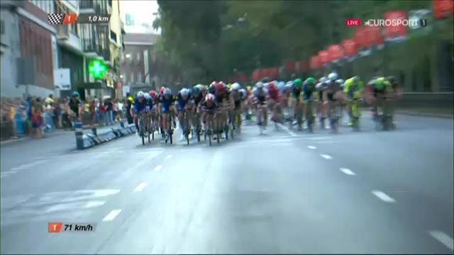 Vuelta: Nielsen gewinnt letzte Etappe im Sprint