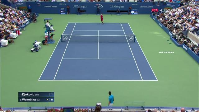 Djokovic, quelle défense monumentale !