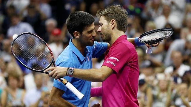 Comme à Paris, Wawrinka était trop fort pour Djokovic : les temps forts de la finale