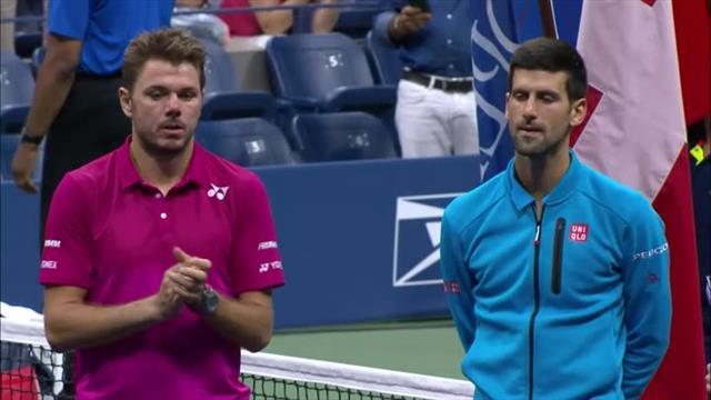 Novak Djokovic: You were the more courageous player Stan