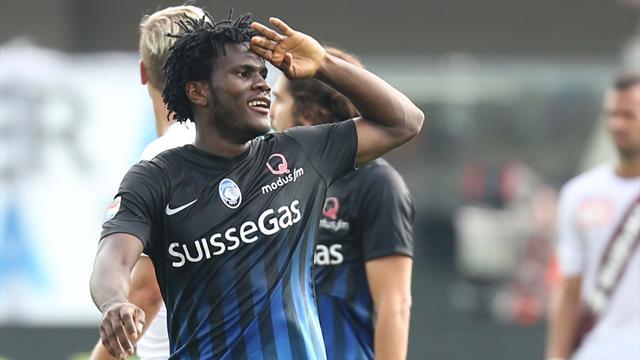 Kessié, gioiello dell'Atalanta fa impazzire le big opzione Napoli, sfida la Juve