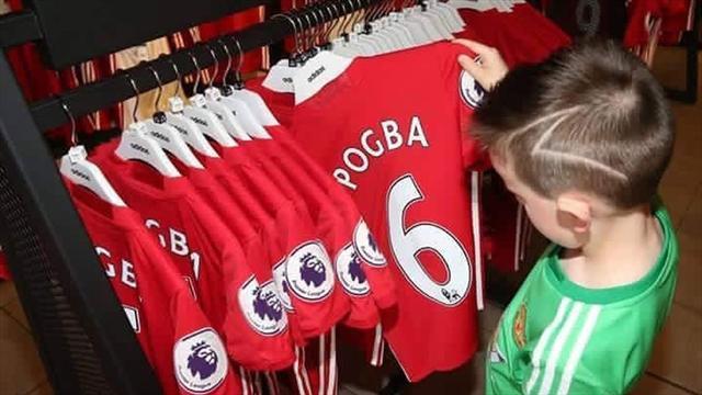 La solución para luchar contra las camisetas de fútbol falsificadas