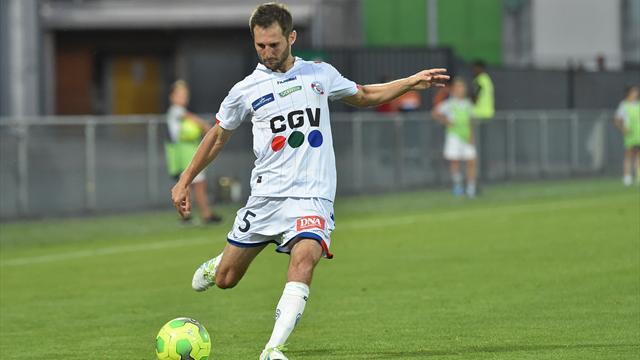 Strasbourg domine Troyes et grimpe à la 2e place du classement