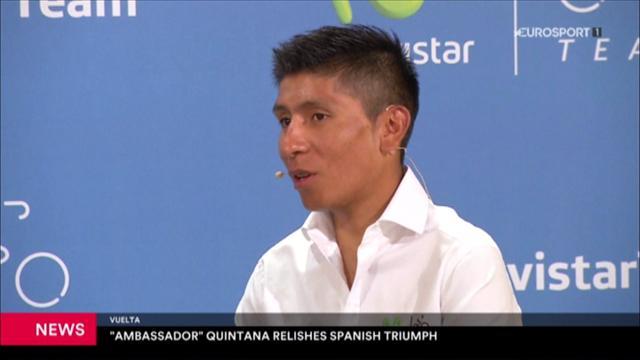 """Radsport: Kolumbianer Quintana """"Botschafter"""" seines Landes"""