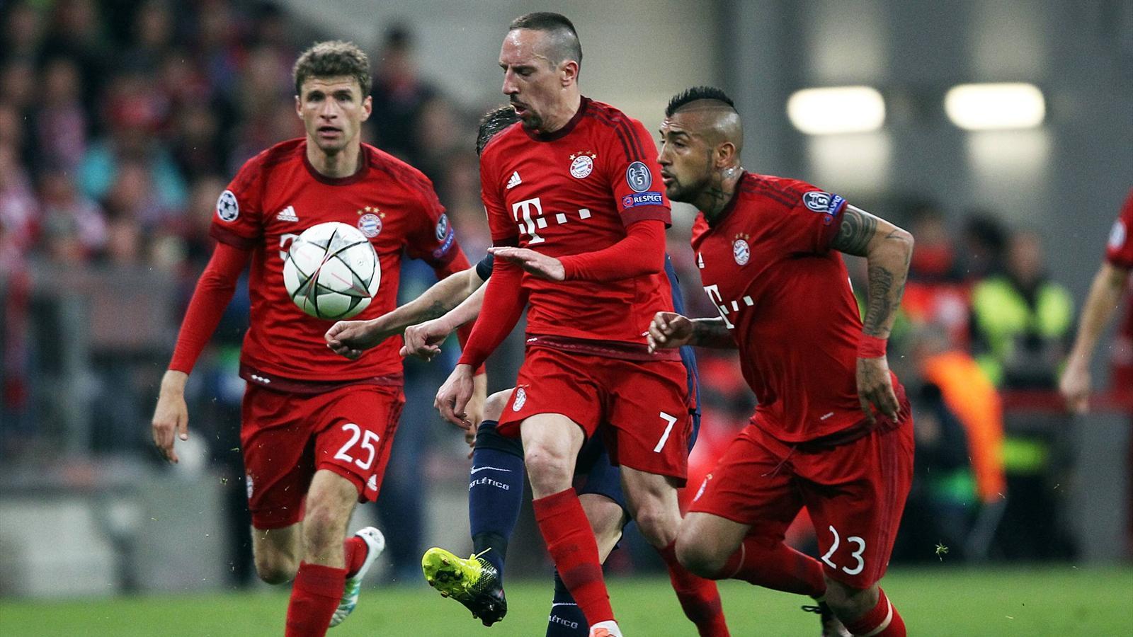 Spielstand Bayern Heute