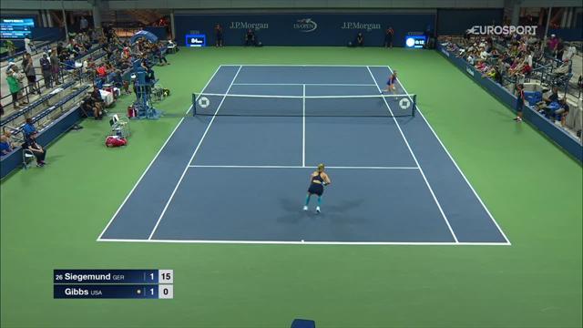Djokovic, Pouille, Serena... Le Top des amorties