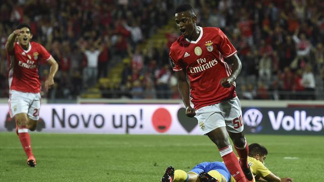 Yeni lider Benfica