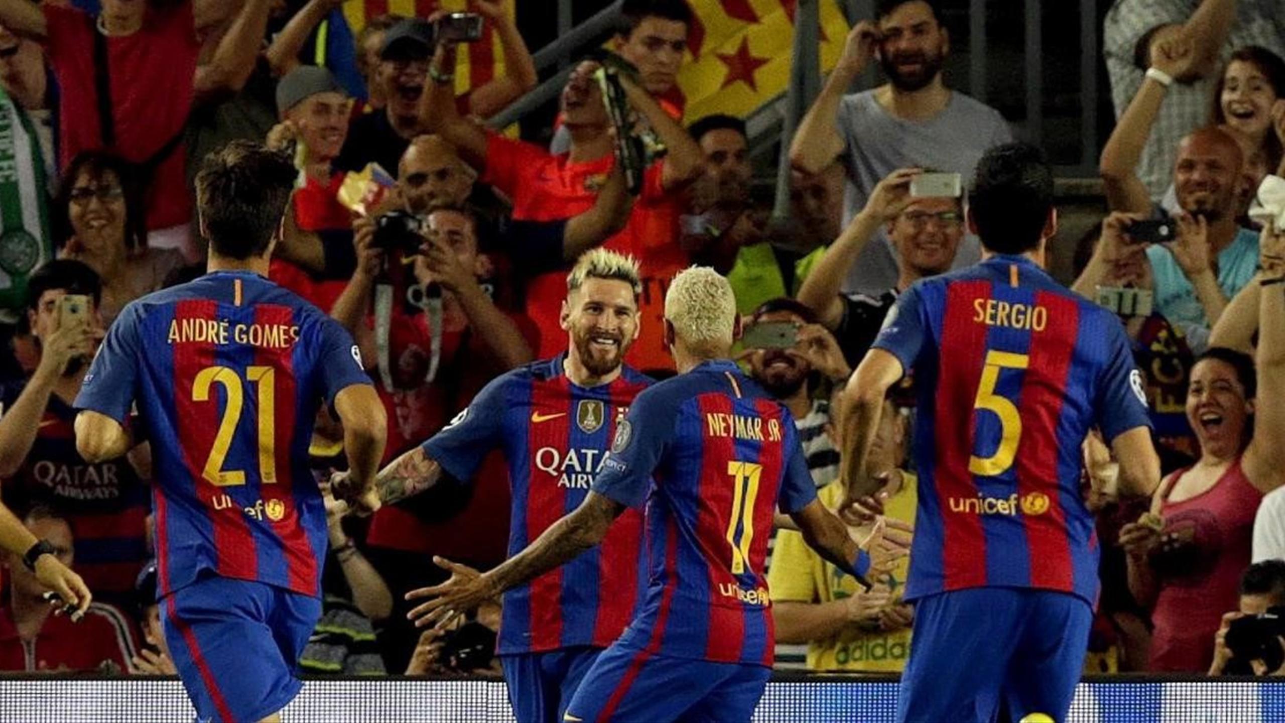 «Барселона» – «Селтик»