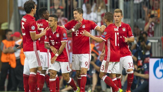 L'Atlético et le Bayern déjà sur un boulevard