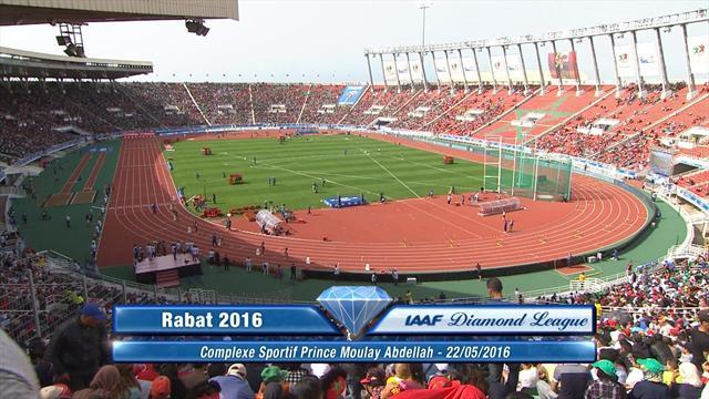 Diamond League Mohammed VI, Morocco 1/2