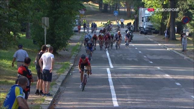 Grand Prix de Wallonie: Der letzte Kilometer - Gallopin rettet sich ins Ziel