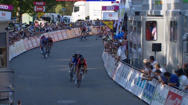 GP de Wallonie: Gallopin gewinnt